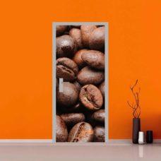 adesivi porte Caffè sticker arredo casa decorazione