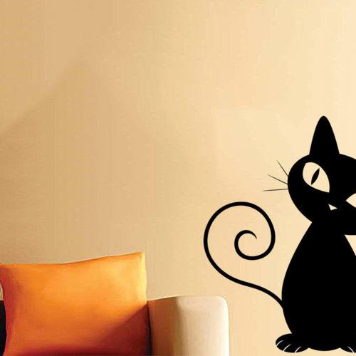 sticker gatto