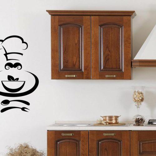 adesivi muro cucina