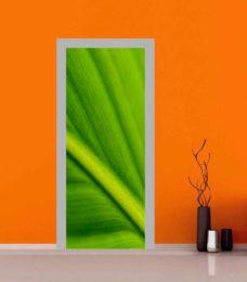 adesivo per porte : palma
