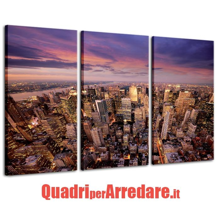 quadro skyline new york