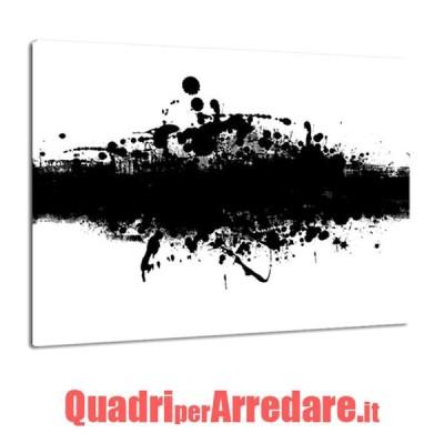 stampa quadro : bianco e nero