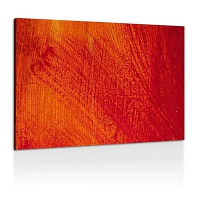 stampa quadro : vario rosso