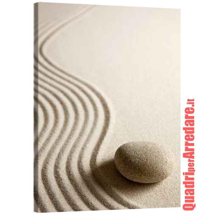 quadro zen pietra