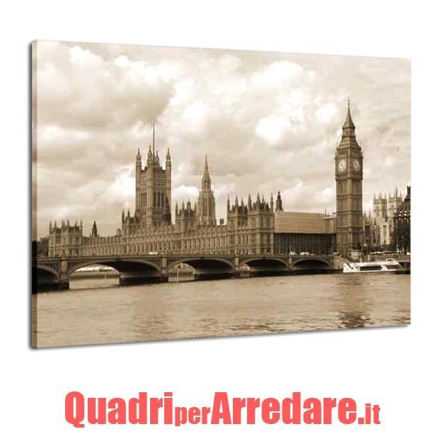 quadro su tela : Torre di Londra