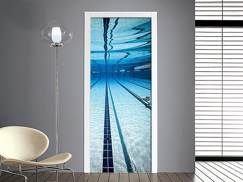 Adesivo per porte piscina sotto l 39 acqua vendita online for Adesivi per piscine