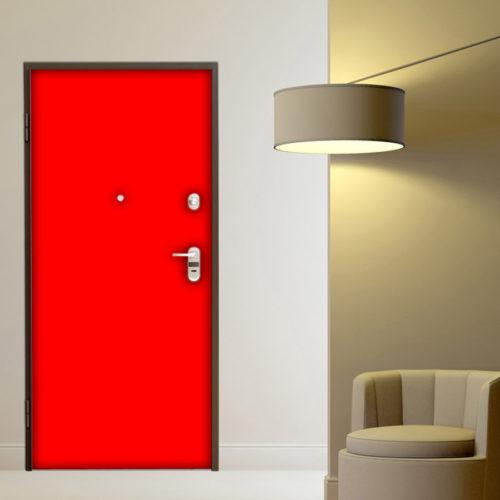 Come cambiare colore ad una porta interna con i nostri adesivi