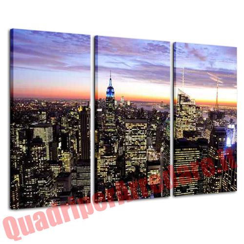 quadro trittico alba new york