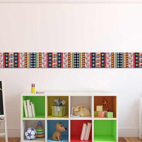 adesivi murali stickers per pareti porte e quadri moderni