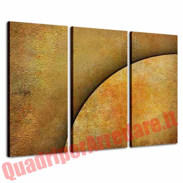 Quadri moderni e trittici per il tuo arredamento for Quadri trittici moderni