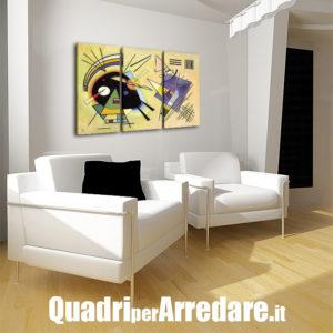 Quadri moderni arredare le pareti con gusto e stile - Quadri sacri per camera da letto ...