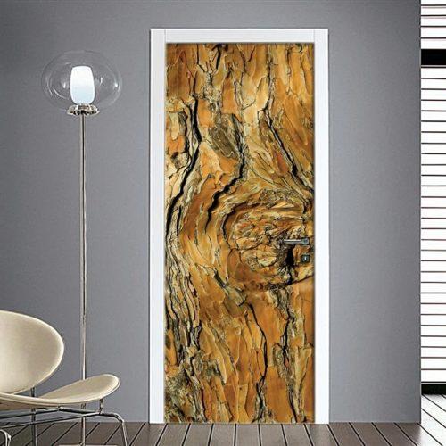 Effetto legno pellicole adesive per rivestire porte e mobili for Adesivi per legno