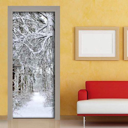 Personalizza la porta con fotografia