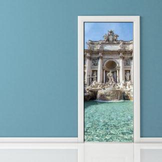Adesivi per Decorare Casa: Roma Fontana di Trevi