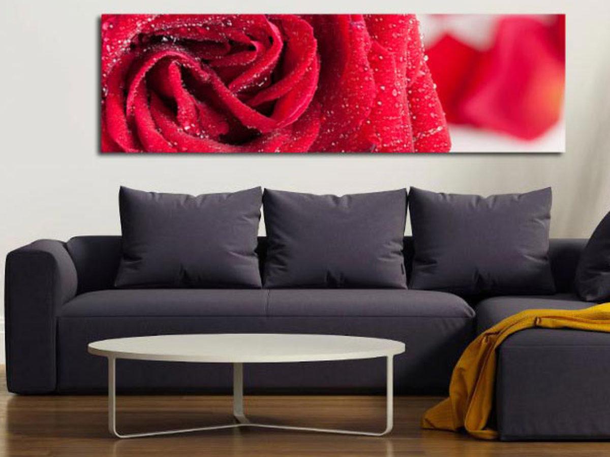 Quadri Grandi Per Salotto quadri moderni: arredare le pareti con gusto e stile