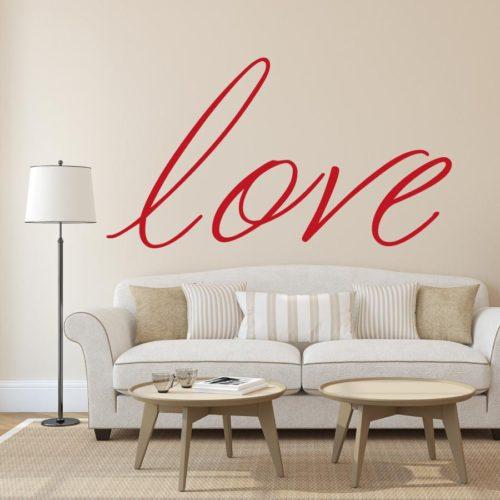 Adesivi murali e stickers per decorare la tua casa for Adesivi murali frasi