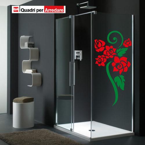 Adesivi murali e stickers per decorare la tua casa for Adesivi per box doccia