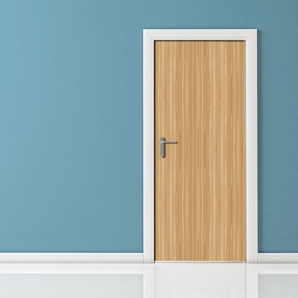 Pellicola adesiva effetto legno venatura di quercia - Pellicole adesive per porte ...