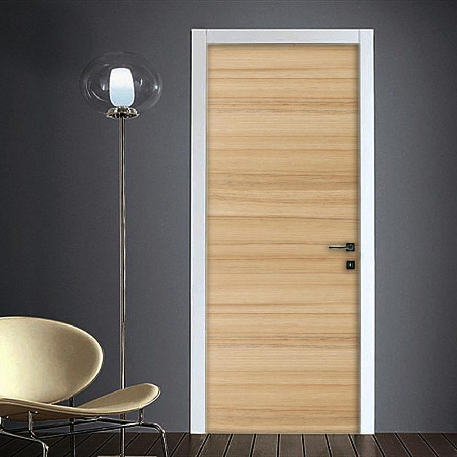 Rivestimento adesivo effetto legno su quadriperarredare for Effetto legno su muro