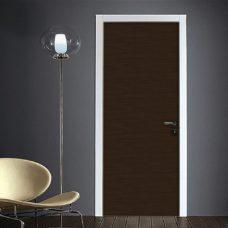 Effetto legno wenge adesivo per porta