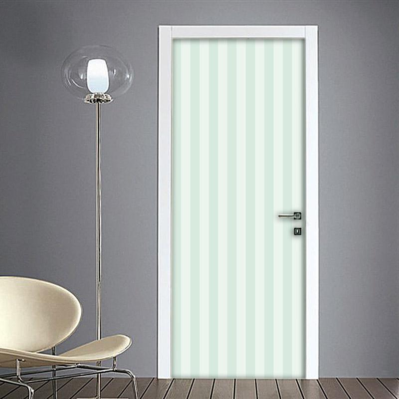 Decorazioni shabby rivesti adesivi per porte e mobili - Decorazioni porte interne ...