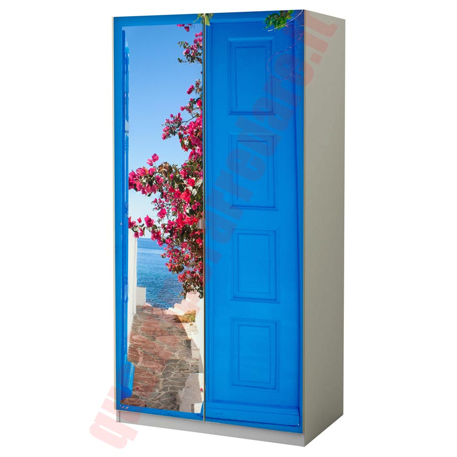 Pellicola adesiva per mobili porta antica vendita online - Adesivi per mobili ikea ...