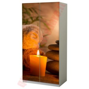 Pellicola adesiva per mobili zen relax