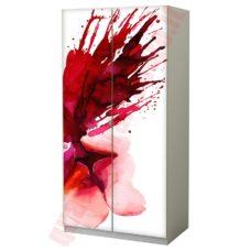 Schizzo di vernice pellicola adesiva per mobili