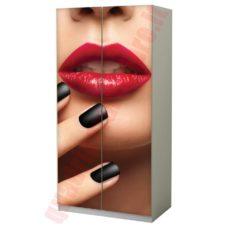 Makeup and Nails Pellicola adesiva per mobili