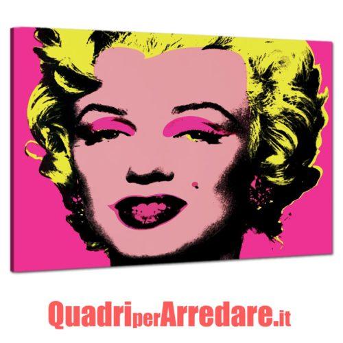 Marilyn Monroe quadro moderno