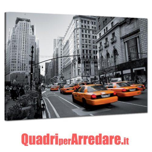 Taxy New York quadro moderno