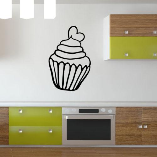 Adesivi murali stickers per pareti porte e quadri moderni - Stickers per mobili ...