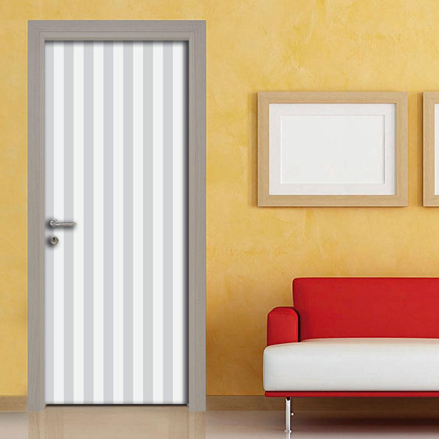 Decorazione shabby a bande verticali rivesti porte e mobili - Adesivi per mobili ...