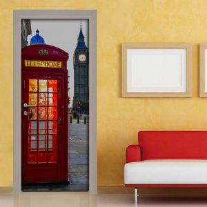 Cabina telefonica rossa Londra