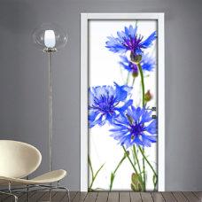 Fiordaliso adesivo porta