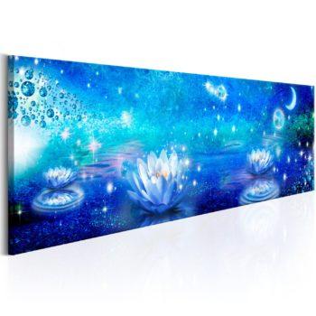 Quadro - Ninfea in azzurro Fairytale Land