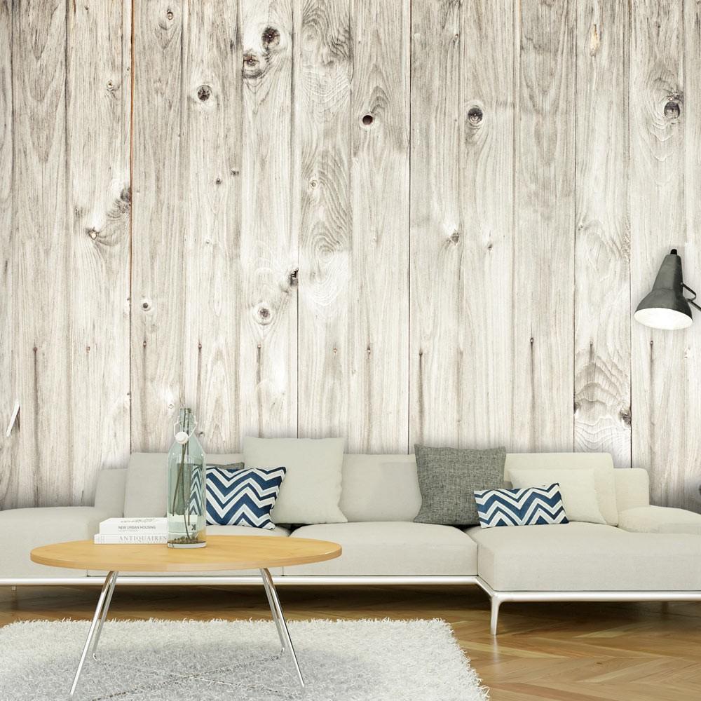 Fotomurale recinto in legno bianco for Recinto in legno