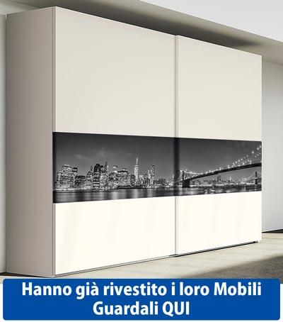 Carta Adesiva per Mobili | Pellicole per l\'Interior Design