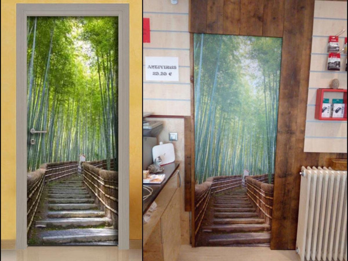 Dipingere Le Porte Di Casa come cambiare colore alla porta senza verniciarla