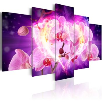 Quadro Orchidea Powerfull love