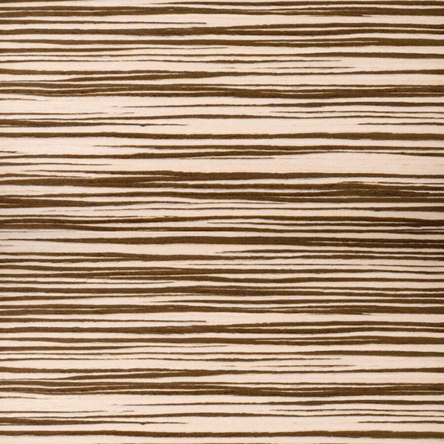 Rotolo adesivo effetto legno wenge striato in bobina PVC