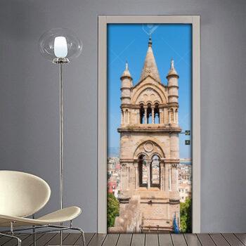 Adesivo per porta: Palermo Cattedrale Santa Vergine Maria Assunta